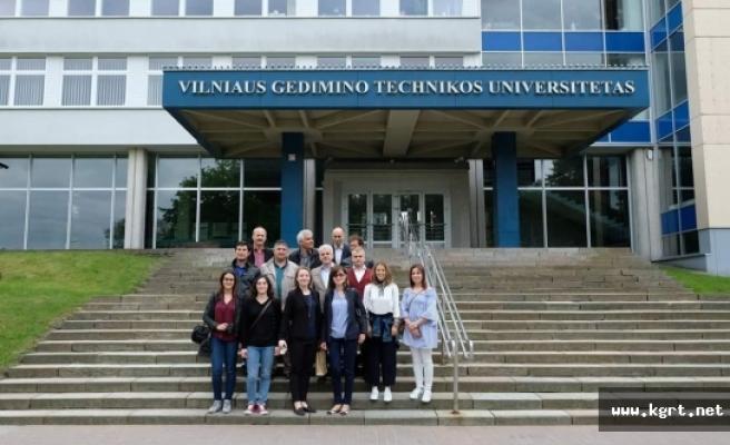 Mesleki Eğitim Projesi İle Karaman Milli Eğitim Müdürlüğü Avrupa'da