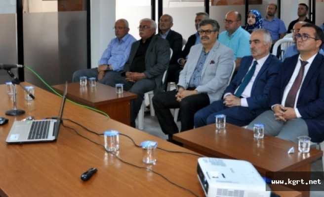 MEVKA, Karaman'da Biyoçeşitliliği Masaya Yatırdı