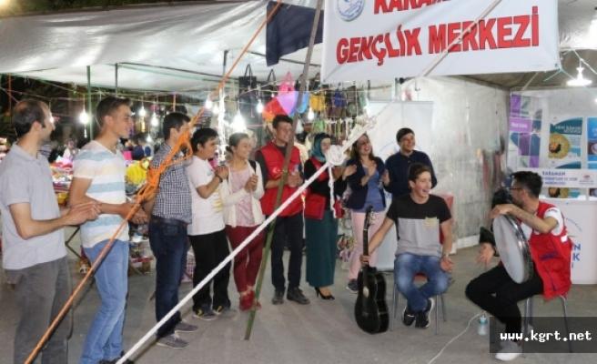 Karaman Gençlik Merkezi'nde Ramazan Ayı Etkinlikleri Başladı