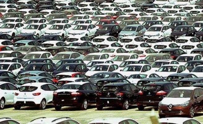 Motorlu Taşıt Sayımız Bir Yılda 3 Bin 117 Arttı