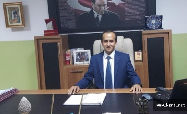 Mustafa Eryiğit, Sungurlu İlçe Milli Eğitim Müdürlüğüne Atandı