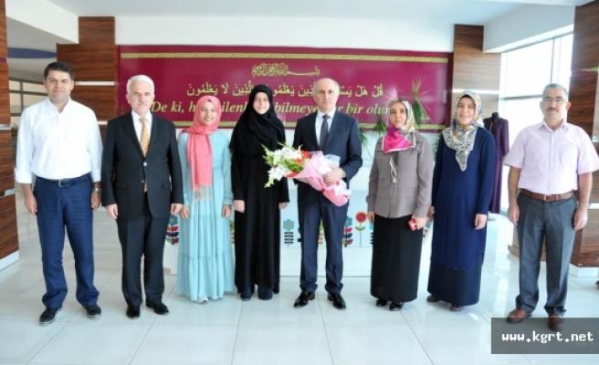 15 Temmuz Şehit Muhammed Yalçın Ortaokulu Ziyaret Edildi
