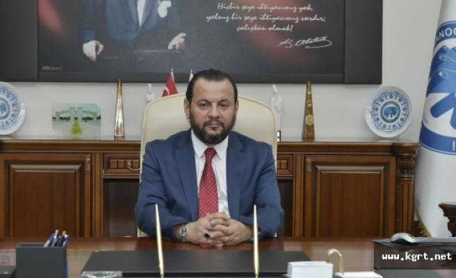 KMÜ Rektörü Prof. Dr. Mehmet Akgül'ün 15 Temmuz Mesajı