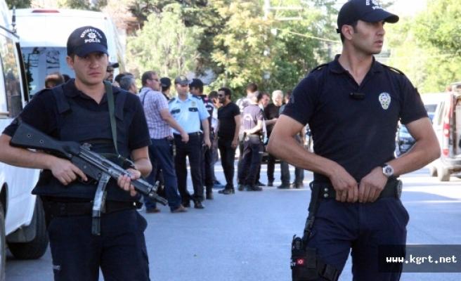 Konya'da DEAŞ operasyonu, 5 terörist öldürüldü