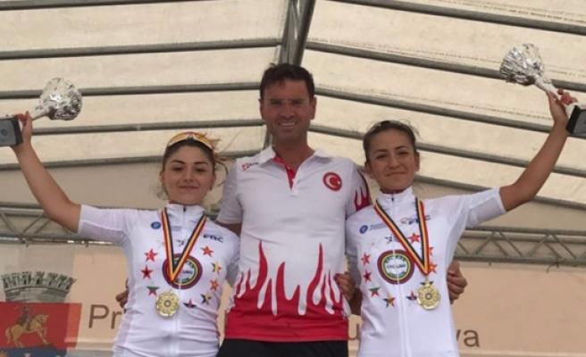 Balkan Yol Bisikleti Şampiyonu Karaman'dan