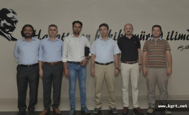 KMÜ İle Karaman SMMMO Arasında İşbirliği