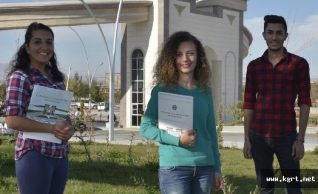 KMÜ'ye 3 Bin 341 Yeni Öğrenci Geliyor