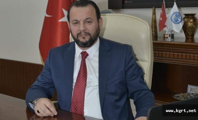 Rektör Akgül'den, Arakan Mesajı