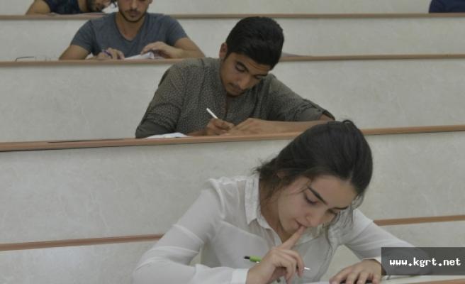 Yabancı Öğrenciler Sınavları Tamamlandı