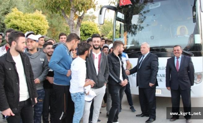 Karaman Emniyeti, Üniversite Öğrencileri İçin Çanakkale Ve Bursa Gezisi Düzenledi