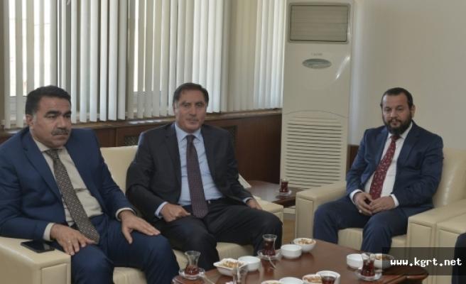 KMÜ'de Akademik Yılın İlk Dersi Kamu Başdenetçisi Şeref Malkoç'tan