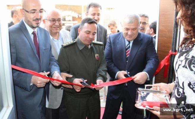 Polis Emeklileri Derneğinin Yeni Hizmet Binası Açıldı