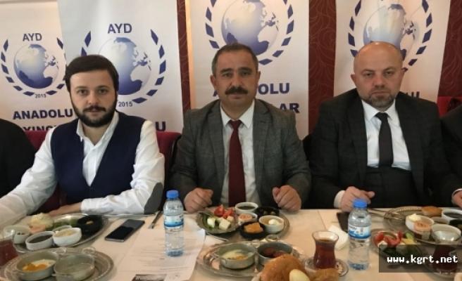 3.Anadolu Medya Ödülleri Açıklandı