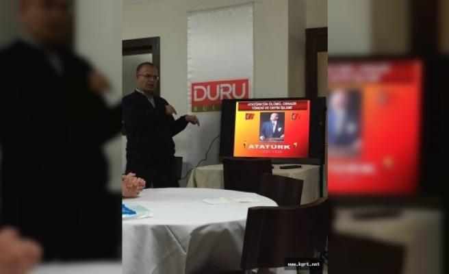 Ali Güler, Atatürk'ün Hastalık Sürecini, Vefatını Ve Anıtkabir İnşasını Anlattı