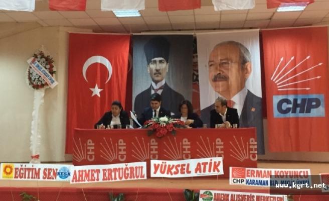 CHP Merkez İlçe Irgat'la Yola Devam