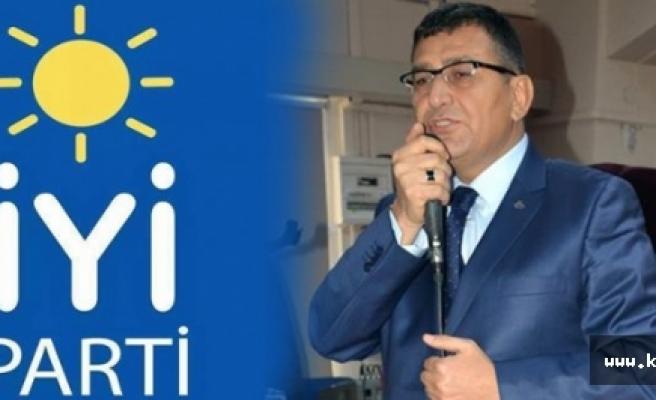 İYİ Parti, Karaman'da Teşkilatlanıyor. İsmet Hatipoğlu İl Başkanlığına Atandı