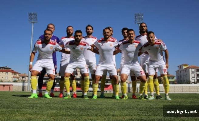 Karaman Belediyespor Anamur Deplasmanından Da Boş Döndü