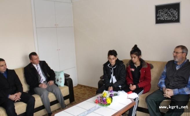 Karaman GHSİM'den Emekli Öğretmenlere Vefa Ziyareti