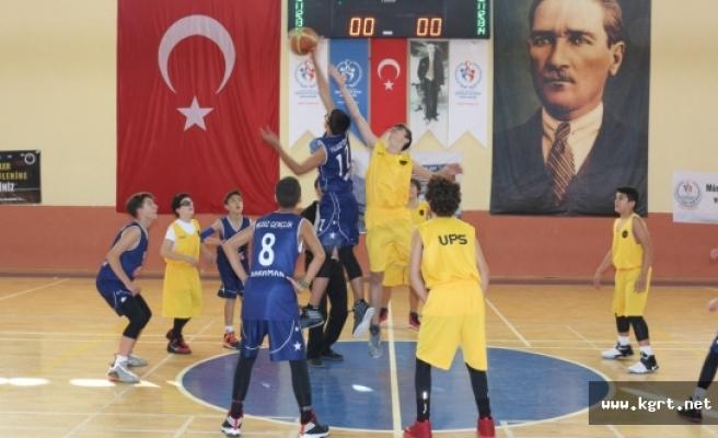 Karaman'da Basketbol Şöleni İçin Geri Sayım Başladı