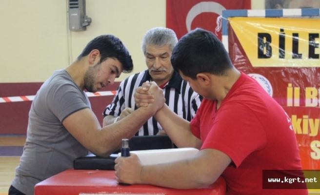 Karaman'ın Güçlü Bilekleri Bu Turnuvada Belli Olacak