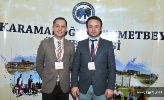 KMÜ, Afyonkarahisar'da Üniversite Tanıtım Fuarına Katıldı