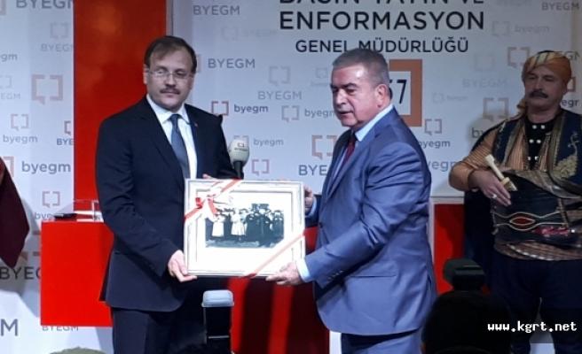 """Çavuşoğlu: """"15 Temmuz Fotoğrafları Ve Kurtuluş Mücadelesinin Fotoğrafları Birebir Örtüşmektedir"""""""