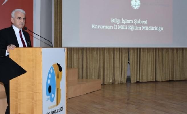 EBA, DYS ve Fatih Projesi Değerlendirme Toplantısı Yapıldı