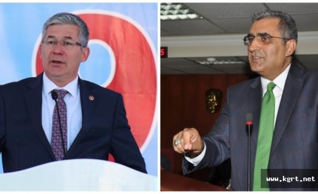 Konuk, Komisyon Başkanlığı Görevini Babaoğlu'na Devretti