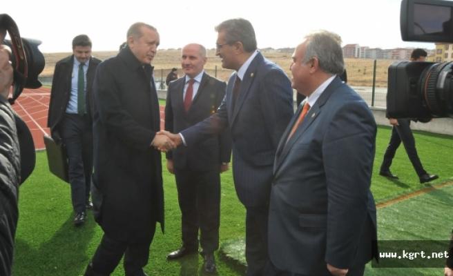 Konuk Ve Şeker'den Cumhurbaşkanı Erdoğan'a Ve Karamanlılara Teşekkür