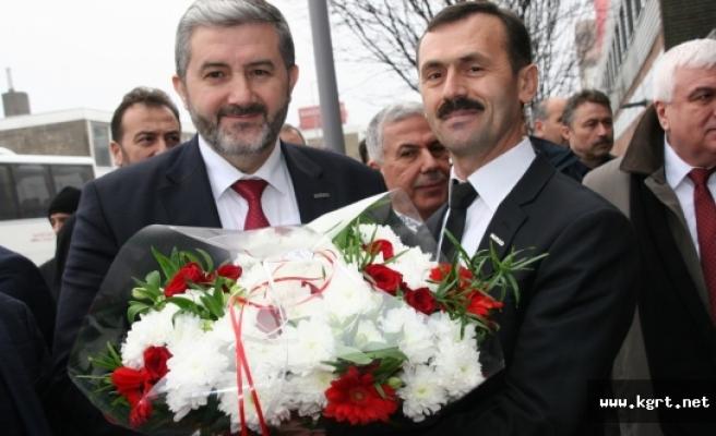 Mustafa Duyar'ın Başkanlığında MÜSİAD Rotterdam Açıldı