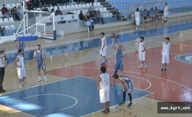 Üniversitelerarası 2. Lig Basketbol Turnuvası Başladı