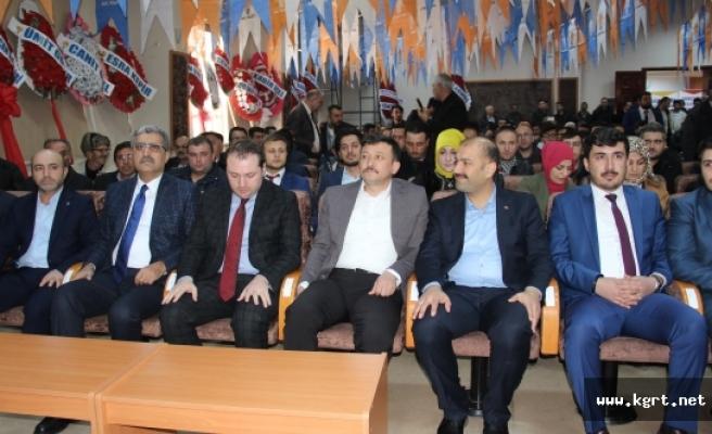 """Ak Parti'li Dağ: """"önümüzdeki Seçimlerde CHP Yüzde 25'i Bile Göremeyecek"""""""
