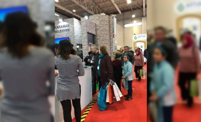 Karaman Belediyesi İstanbul Emıtt Turizm Fuarı'na Katılıyor