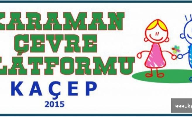 Karaman Çevre Platformu Kisecik Kadim Merasını Kurtardı