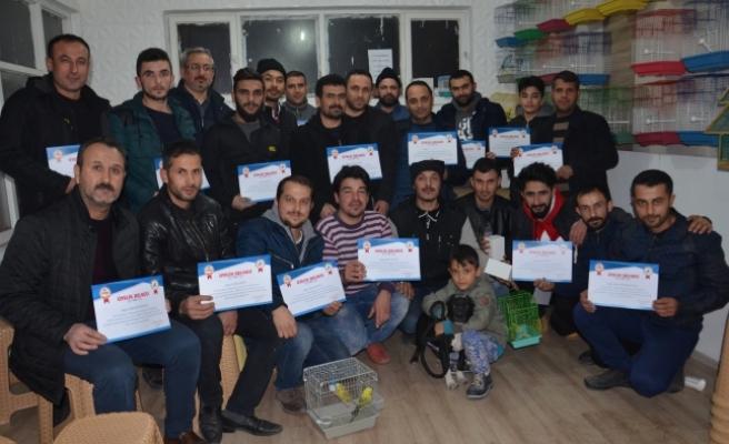 Karaman'da Rengarenk Kaynaşma