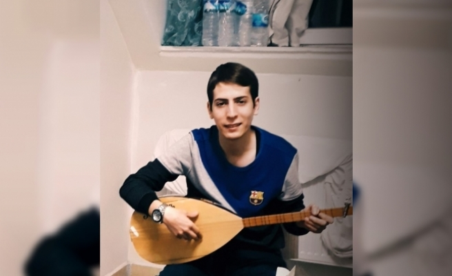 Karamanlı Genç Müzisyenden Afrin Harekâtına Şarkılı Destek