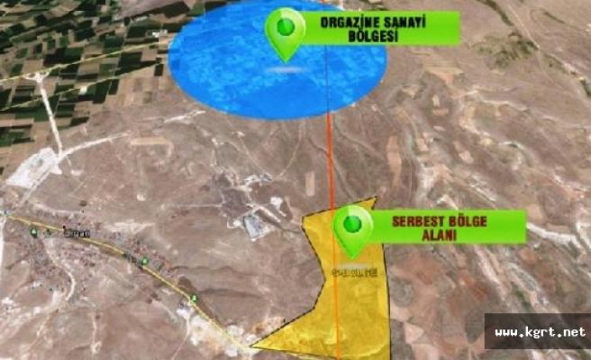 Konya'dan Serbest Bölge İçin Başvuru Yok