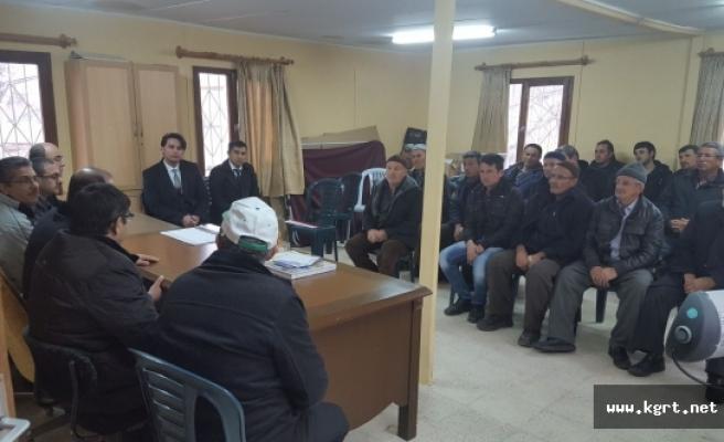 Özçalık'tan Bayır Köyüne Ziyaret