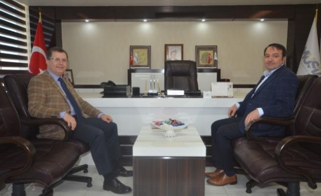 Başsavcı Turan'dan MÜSİAD Karaman Şubesine Ziyaret