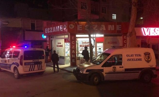 Eczaneden Hap Çalan Şahıs Tutuklandı