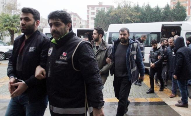 Giresun Merkezli 18 İldeki FETÖ Operasyonunda 6 Asker Tutuklandı