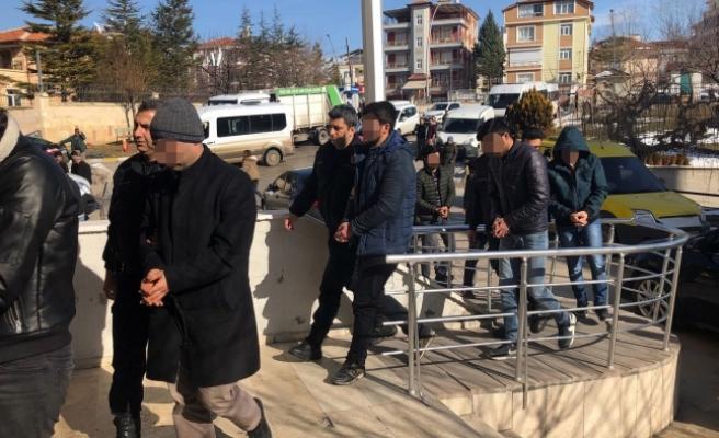 Karaman'daki FETÖ/PDY Operasyonunda 7 Tutuklama