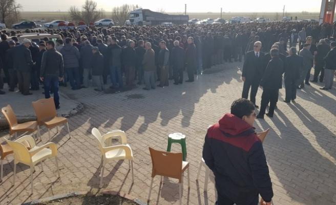 Kazada Hayatını Kaybeden 2 Kardeş, Karapınar'da Defnedildi