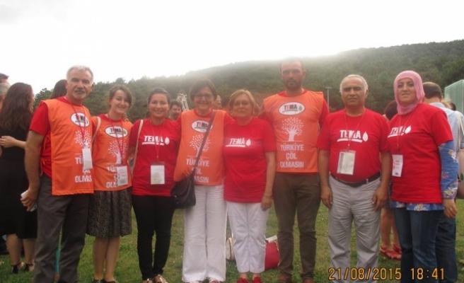TEMA Vakfı Karaman Merkez İlçe'de Faaliyetlerine Başladı