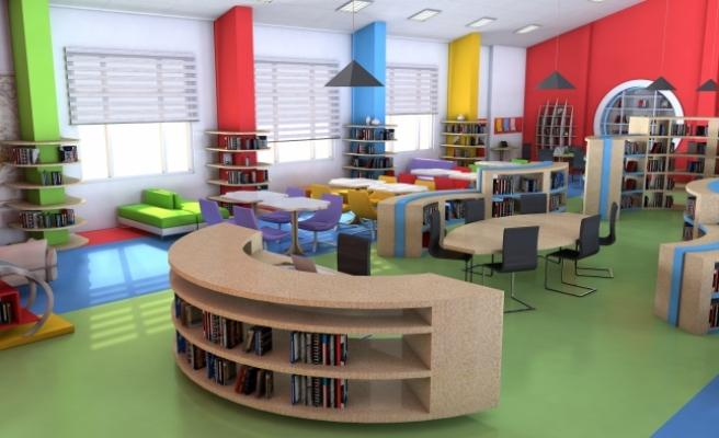 Z Kütüphanenin Açılışı 8 Şubat'ta Yapılacak