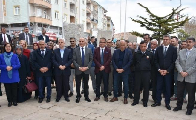 Çanakkale'den 15 Temmuz'a, Afrin'den Kudüs'e, Zeytin Dalı'ndan Zeytin Dağına Resim Sergisi Açıldı