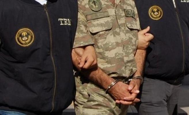 FETÖ/PDY Operasyonunda 9 Muvazzaf Askerden 5'i Tutuklandı