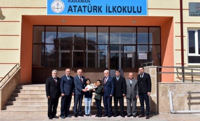 Karaman'da Bir İlk, E-Sınav Salonu Açılıyor