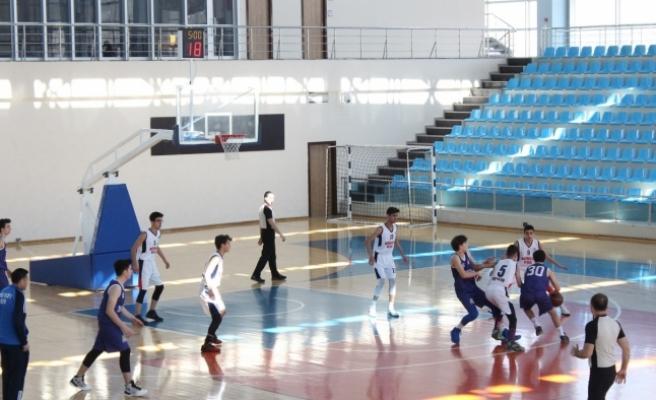 Karaman'da U16 Bölge Şampiyonası Tamamlandı