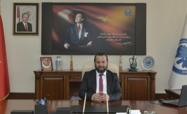 KMÜ Rektörü Akgül'ün Dünya Ormancılık Günü Mesajı